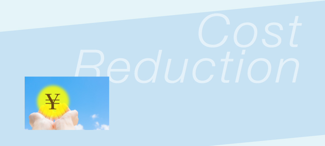 Cost Reduction